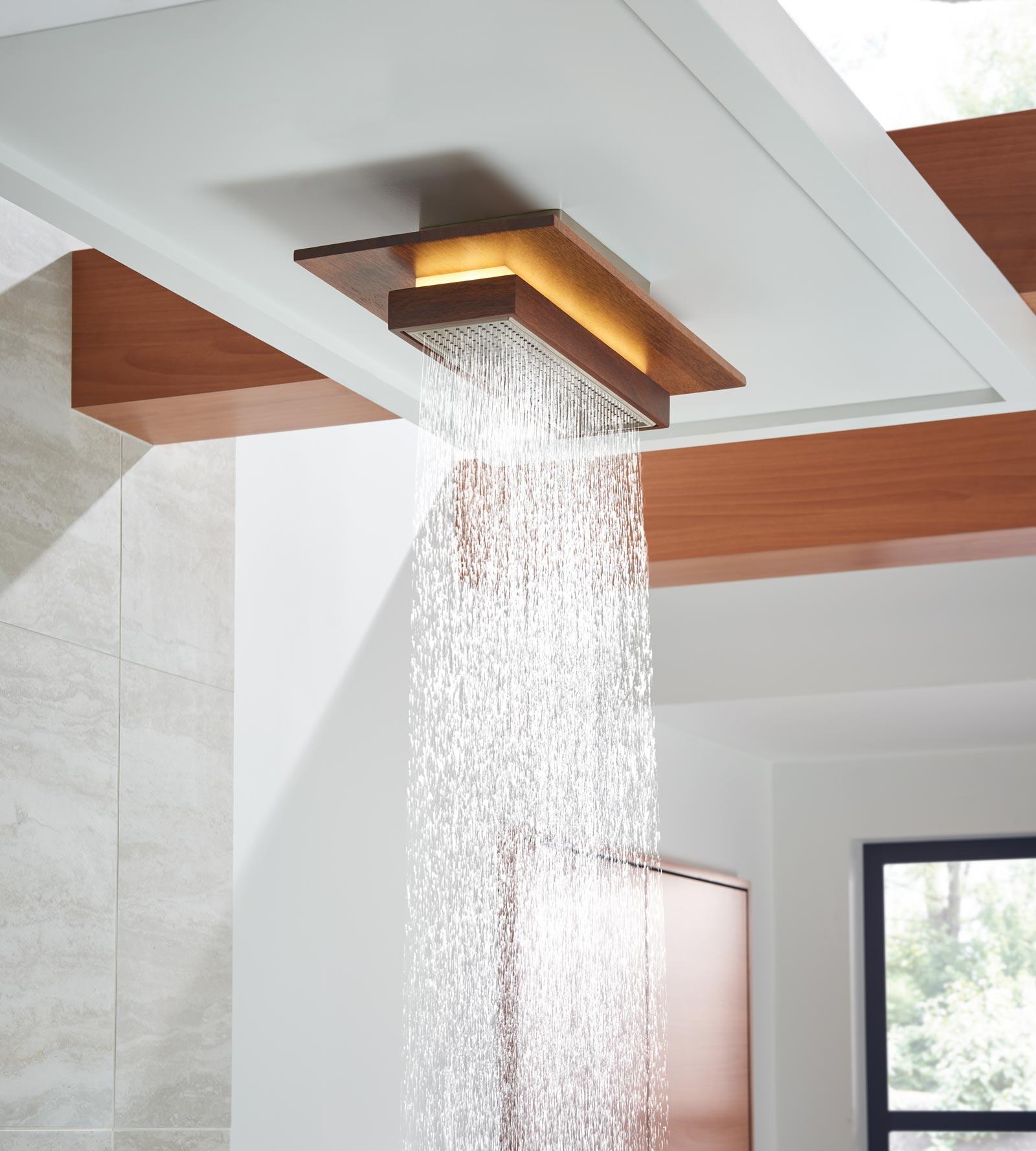 Frank Lloyd Wright Collection - Rain Shower
