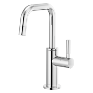 Beverage Faucet With Square Spout