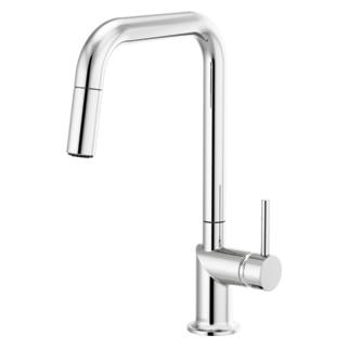 Pull-down Faucet With Square Spout - Less Handle