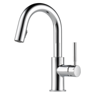 Single Handle Pull-down Prep Faucet
