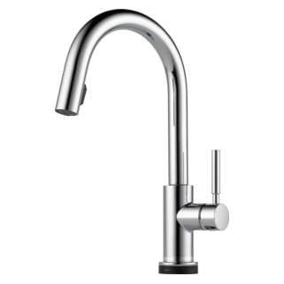 Single Handle Single Hole Pull-down Kitchen Faucet With Smarttouch<sup>&reg;</sup> Technology