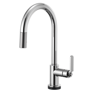 Smarttouch<sup>&reg;</sup> Pull-down Faucet With Arc Spout And Industrial Handle