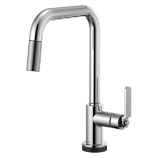 Smarttouch<sup>&reg;</sup> Pull-down Faucet With Square Spout And Industrial Handle