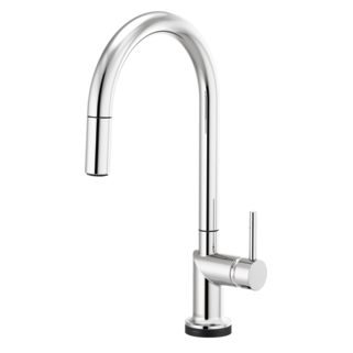 Smarttouch<sup>&reg;</sup> Pull-down Faucet With Arc Spout - Less Handle
