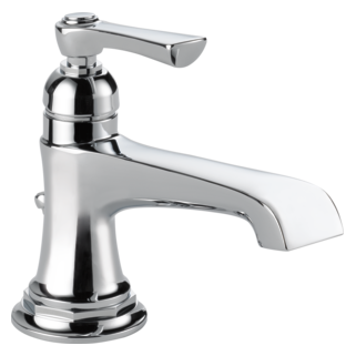 Single Handle Single Hole Lavatory Faucet