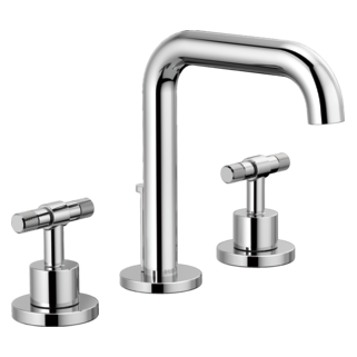 Widespread Lavatory Faucet - Less Handles