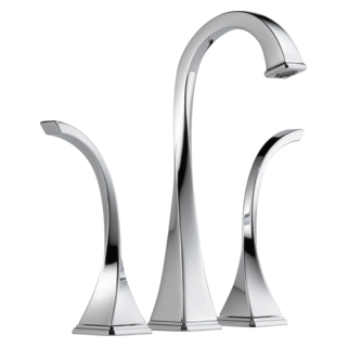 Two Handle Widespread Vessel Lavatory Faucet