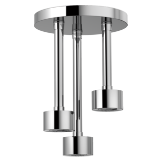 Ceiling Mount Pendant Raincan Showerhead