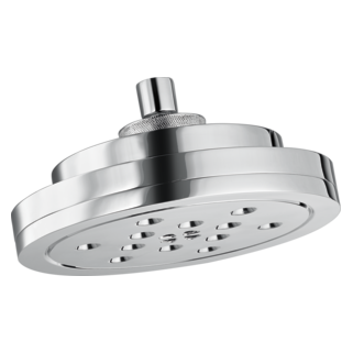 4-function Raincan Showerhead With H<sub>2</sub>okinetic<sup>&reg;</sup> Technology