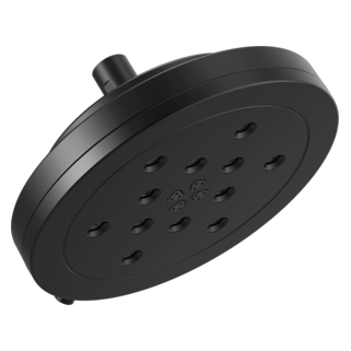 "8"" H2okinetic<sup>&reg;</sup> Round Multi-function Wall Mount Showerhead"