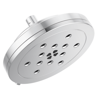 "8"" H<sub>2</sub>okinetic<sup><sup>&reg;</sup></sup> Round Multi-function Wall Mount Showerhead"