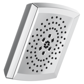 H<sub>2</sub>okinetic<sup>&reg;</sup> Square Multi-function Showerhead