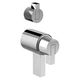 Tempassure<sup>&reg;</sup> Thermostatic Valve With Diverter Trim Handle Kit - Lever