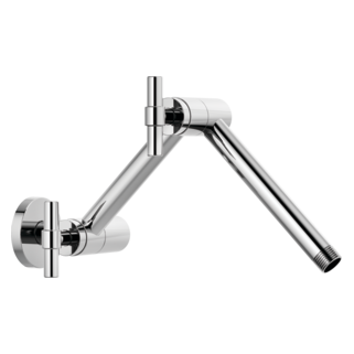 Jointed Shower Arm & Flange