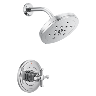 Pressure Balance Shower Only Trim - Less Handle