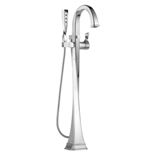 Single-handle Freestanding Tub Filler