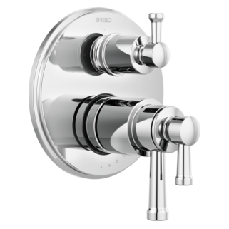 Tempassure<sup>&reg;</sup> Thermostatic Valve With Integrated 3- Function Diverter Trim