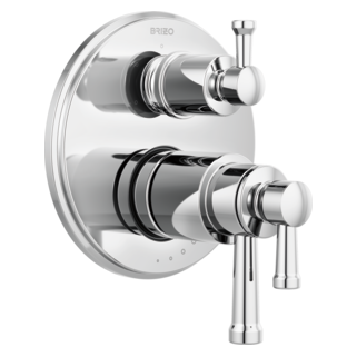 Tempassure<sup>&reg;</sup> Thermostatic Valve With Integrated 6- Function Diverter Trim