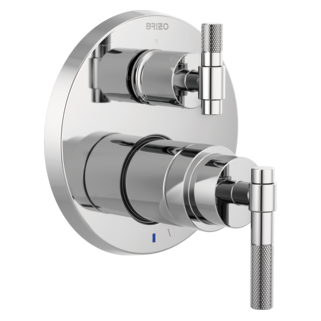 Pressure Balance Valve With Integrated 3-function Diverter Trim - Less Handles