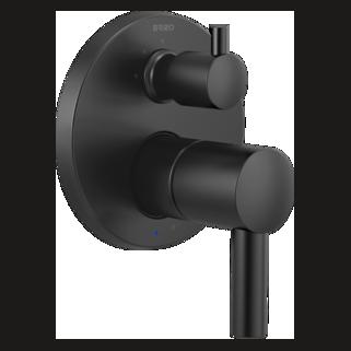 Pressure Balance Valve With Integrated 3-function Diverter Trim