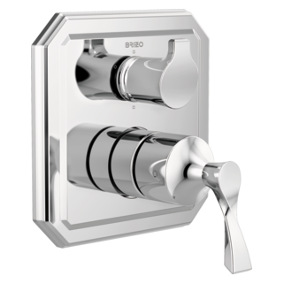 Pressure Balance Valve With Integrated 6-function Diverter Trim